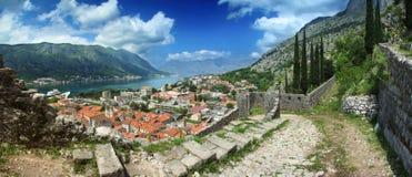 Kotor, Montenegro. Stockfotografie
