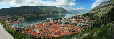 Kotor, Montenegro. Stock Photos