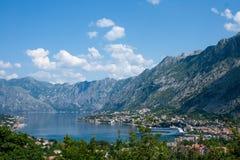 kotor Montenegro Obraz Royalty Free