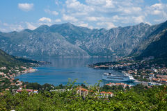 kotor Montenegro Zdjęcia Royalty Free