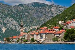Kotor, Montenegro Stockbild