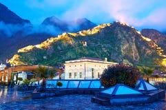 Kotor, Montenegro stockfotografie