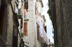 Kotor Montenegro Foto de Stock