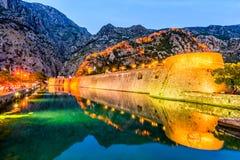 Kotor, Montenegro Lizenzfreies Stockbild