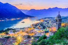 Kotor, Montenegro Fotografia Stock Libera da Diritti