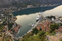 Kotor, Montenegro Stock Afbeelding