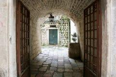 Kotor, Montenegro Stock Foto