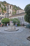 Kotor, Montenegro Fotografie Stock Libere da Diritti