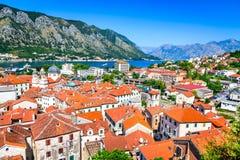 Kotor, Montenegro, adriatisches Meer Stockfotos
