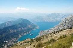 Kotor, Montenegro Royalty Free Stock Photos