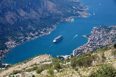 Kotor, Montenegro Stock Photo