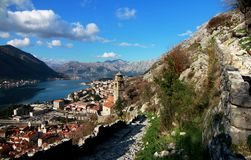 Kotor Montenegro Royalty Free Stock Photo