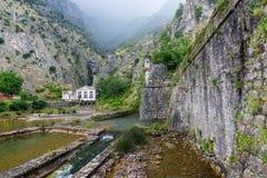 Kotor, Montenegro. Stock Images