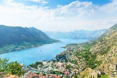 Kotor, Montenegro Royalty Free Stock Photography