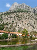 Kotor mountains Royalty Free Stock Photos