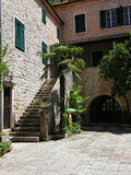 Kotor old city Royalty Free Stock Images