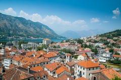 Kotor old city, Montenegro Stock Image