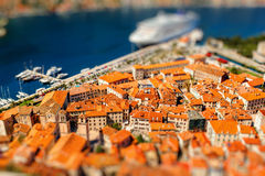 Kotor old city Royalty Free Stock Photography