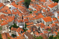 Kotor old town, Montenegro Stock Images