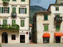Kotor old town, Montenegro Stock Photography