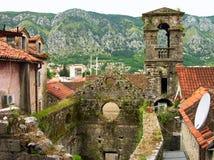 Kotor old town, Montenegro Royalty Free Stock Image