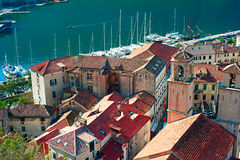 Kotor Old Town, Montenegro Royalty Free Stock Photography