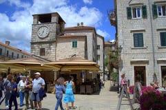 Kotor Old Town,Montenegro Stock Images