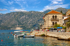 Kotor Old Town Royalty Free Stock Image