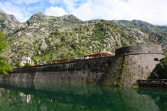 Kotor Old Town Stock Photography