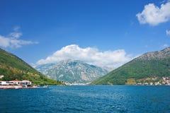 Kotor Schacht, Montenegro Lizenzfreies Stockfoto