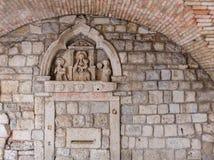 Kotor sculptural relief Stock Image