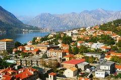 Kotor skyline, Montenegro Stock Photos