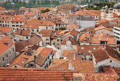 Kotor Stari Grad Μαυροβούνιο Στοκ Εικόνα