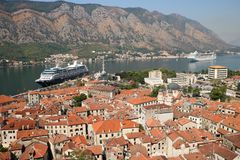 Kotor Stock Photography