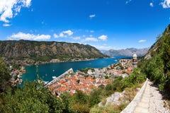 Kotor w Montenegro Obraz Stock