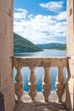 kotorska montenegro för fjärdbokakotor Royaltyfri Fotografi