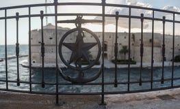 kotwica - Taranto, Italy Obrazy Royalty Free