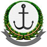 kotwicowy logo Ilustracji
