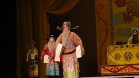 "Kou chancellor- Beijing Opera"" Women Generals of Yang Family"" stock video footage"