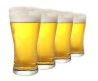Koud bier Stock Foto's