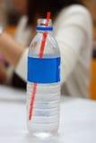 Koud drinkwater royalty-vrije stock foto