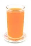 Koud jus d'orange Stock Afbeelding