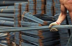 Koud staal royalty-vrije stock foto