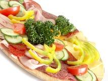 Koud voedsel Stock Fotografie