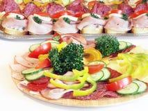 Koud voedsel Royalty-vrije Stock Afbeelding