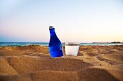 Koud water Royalty-vrije Stock Foto's
