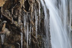 Koud water Royalty-vrije Stock Foto