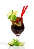 Koude alcoholdrank Royalty-vrije Stock Afbeelding