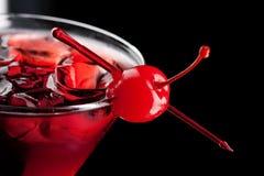 Koude alcoholische cocktai Royalty-vrije Stock Afbeeldingen