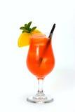 Koude alcoholische cocktail Royalty-vrije Stock Foto's